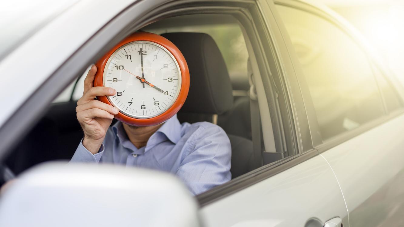 impatient driving