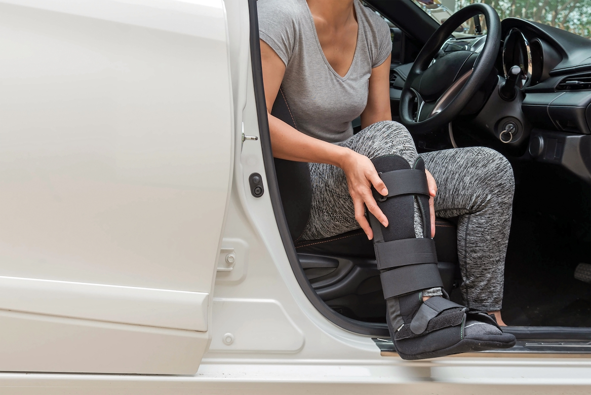 injuries after an accident