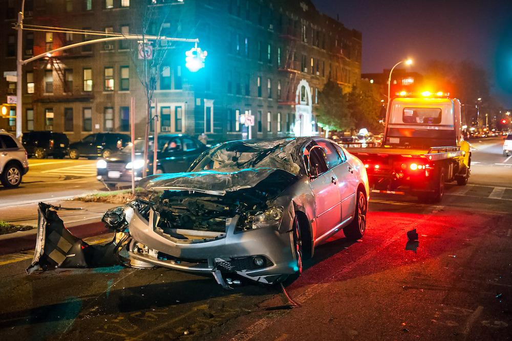 speeding car accident