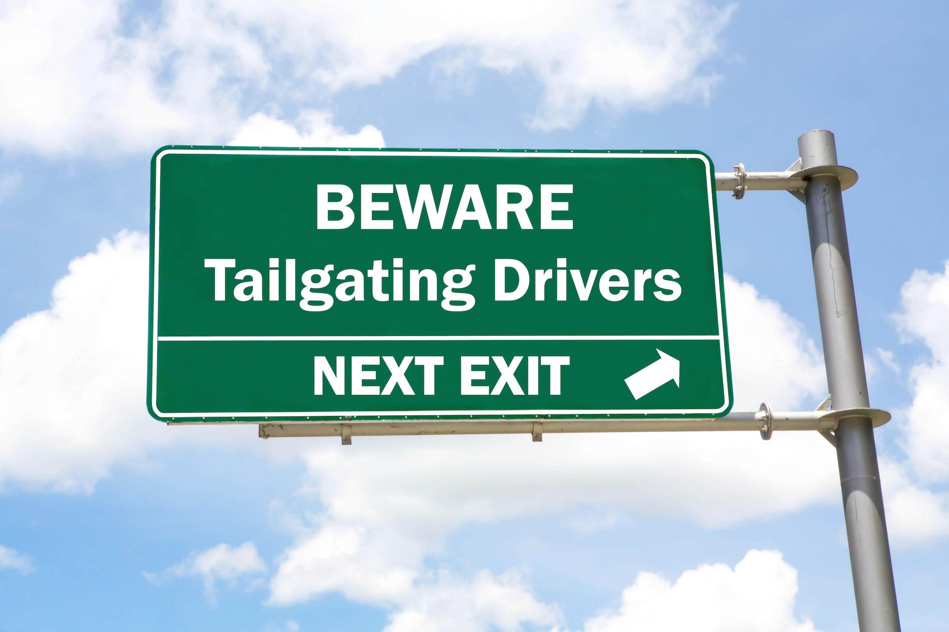 tailgating