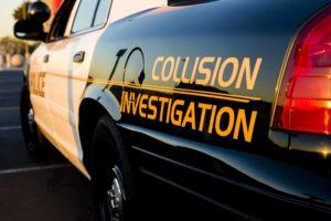 motor vehicle collision investigation