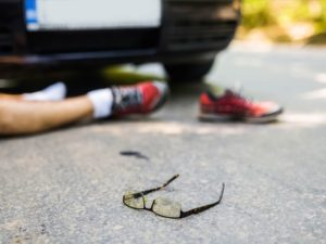 Causes of Pedestrian Accidents