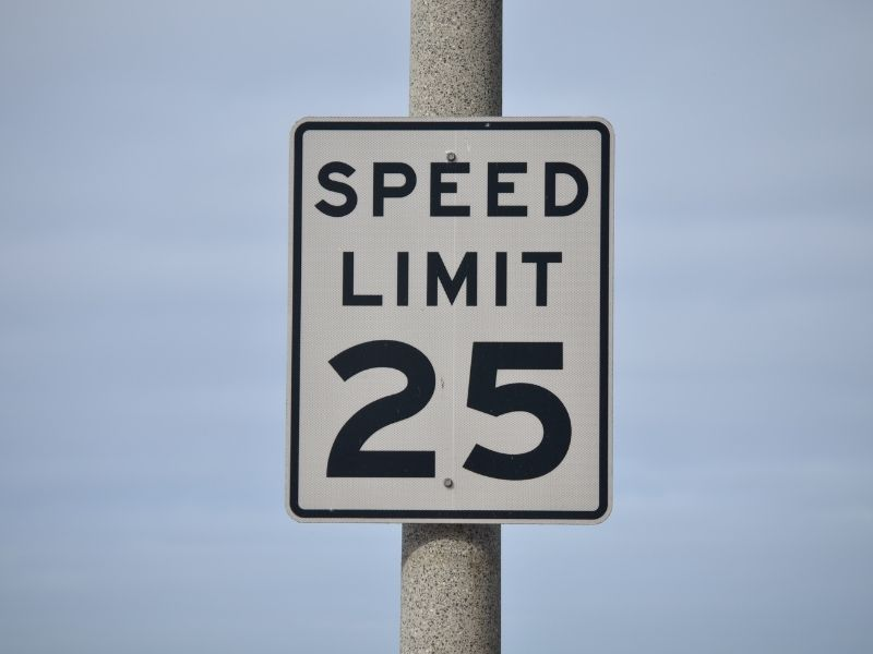 Small Speed Limit Increases Can Have Deadly Consequences