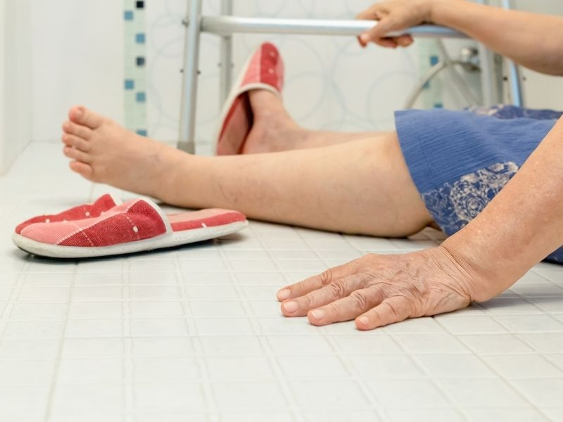 Types of Injuries After a Slip and Fall